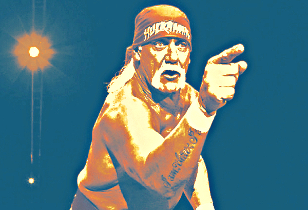 Hulk Hogan (Gamergate not pictured)