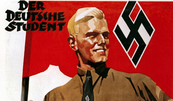 Handsome Nazis are ... stil NAzis