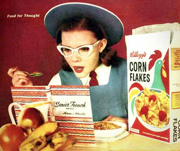 Kellogg's Corn Flakes: Sweetened with Breitbart's tears