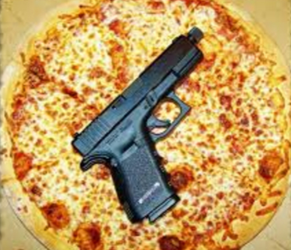 Guns: Worse than anchovies as a pizza topping