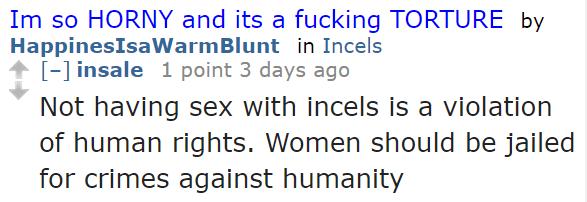 Incels Forum