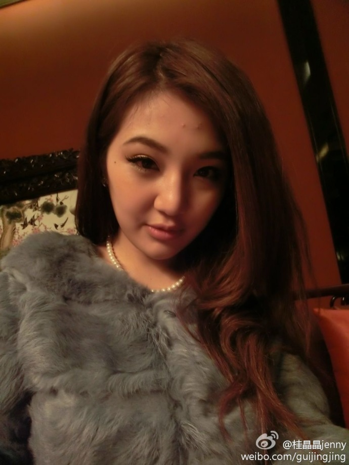 桂晶晶jenny_7 - 美女模特 - 微博女人