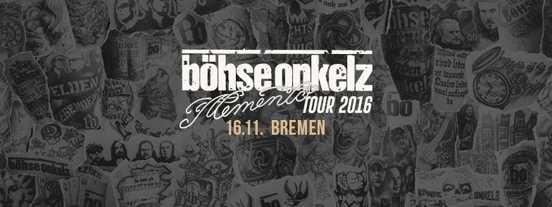 Weidnerwatchblog Bohse Onkelz Tour  Setlist