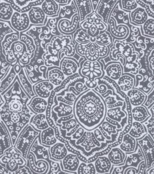 Gray Lace Flannel Swatch