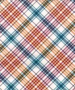 Plaid Flannel Swatch