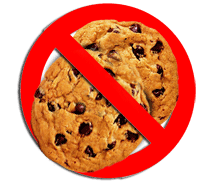 no chocolate chip cookies