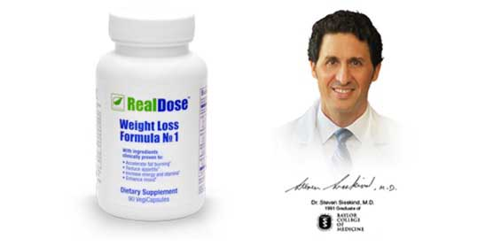 RealDose Weight Loss Formula no1
