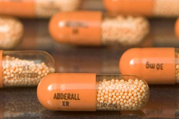 Adderall or Addrena