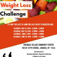 Our Village Weight Loss Challenge