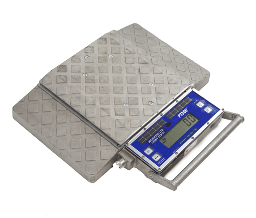 Portable Weigh Pad