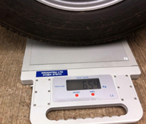 Weigh Pad