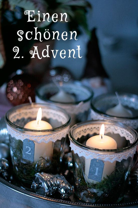 2 Advent 2014 Weihnachtszeit DesignBlog