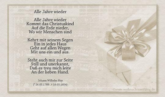 E Card Alle Jahre Wieder Weihnachtszeit DesignBlog