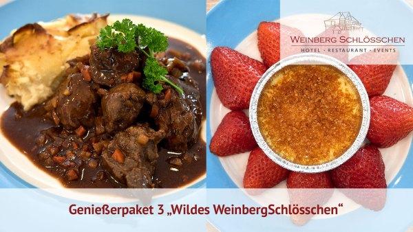 Geniesser Paket3 Wildes WeinbergSchlösschen