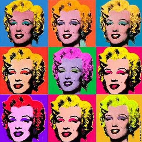 Image result for andy warhol art