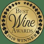 Best Wine Awards Goldmedaille