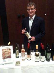 Alex Krause Winemaker @ Birichini