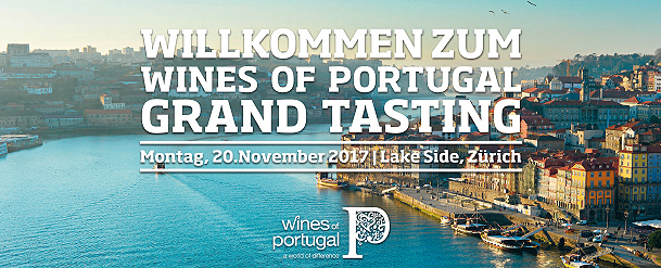 WINES OF PORTUGAL GRAND TASTING Zürich