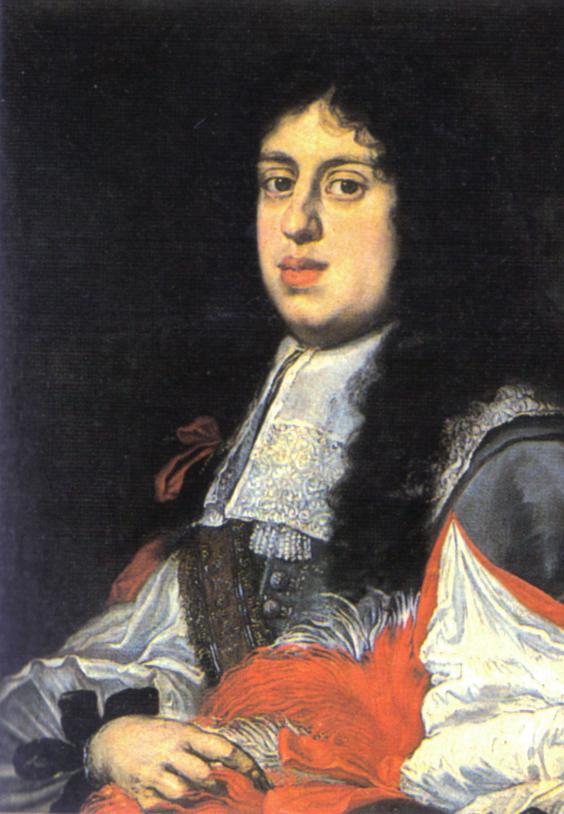 Cosimo III. de Medici – er begründete 1716 das erste Weingesetz der Toskana.