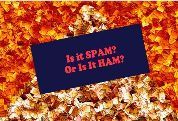spam or ham?