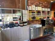 Tasting Room at Santa Irene Winery