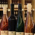 Flaschen des Winzervereins Ahrtal