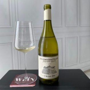 Wein #75: Goldmuskateller von St. Michael-Eppan