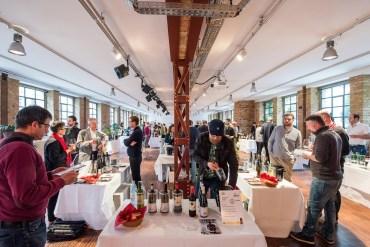 Weinviertler Gaumenkino in der Kalkscheune Berlin