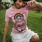 Embroidered Short-Sleeve T-Shirt