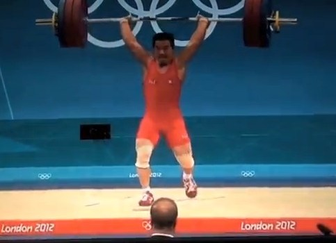 North Korean Sets New Record, Lifting Thrice His Weight in 2012 Olympics