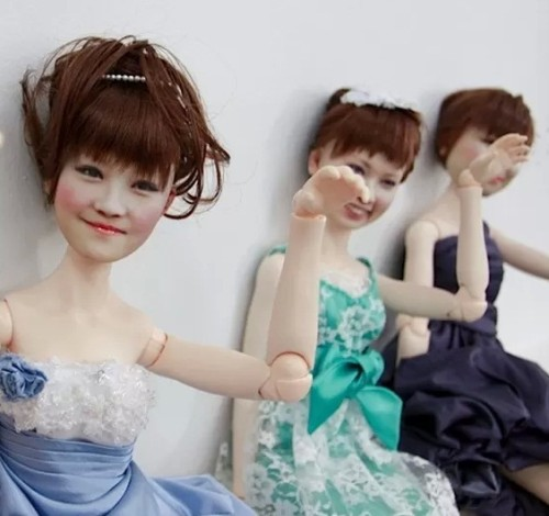 FROMTHIS1 500x470 Japan Creates 3D Dolls That Look Exactly Like You picture