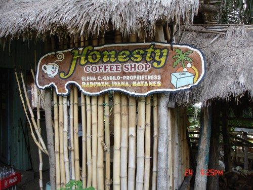 9 Batanes honesty store webshots