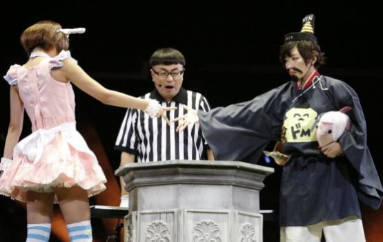 In Japan, Musical Superstardom Is Decided By Rock, Paper, Scissors