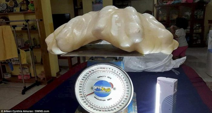 World's Largest Pearl Philippines