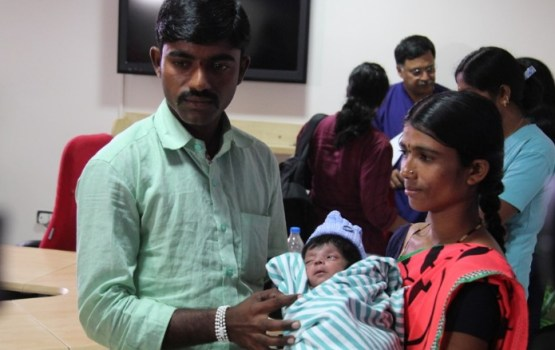 Successful Surgery For Indian Boy Born With 4 Legs And 2 Penises