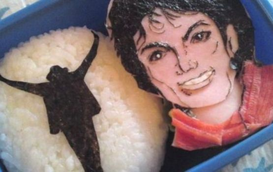 Mom's Add Extreme Art To School Lunches