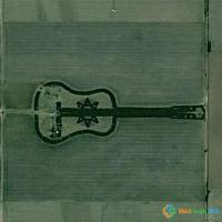 Argentinian Guitar Farm Art