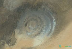 The Eye of Africa, Adrar, Mauritania