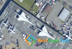 Supersonic Passenger Jets, Sinsheim, Germany