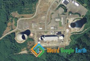 Unfinished Nuclear Plant, Elma, Washington, USA