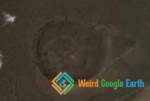 Dariganga Crater, Dariganga, Mongolia