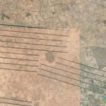 Parallel Lines in Nigeria, Karkarna, Nigeria