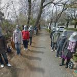 Japanese Bird People, Tokyo, Japan