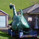 Nessie In The Backyard