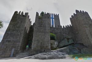 Guimarães Castle, Guimarães, Portugal