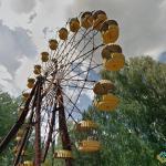 Chernobyl Ferris Wheel, Chernobyl, Ukraine