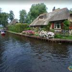 Giethoorn, Overijssel, Netherlands