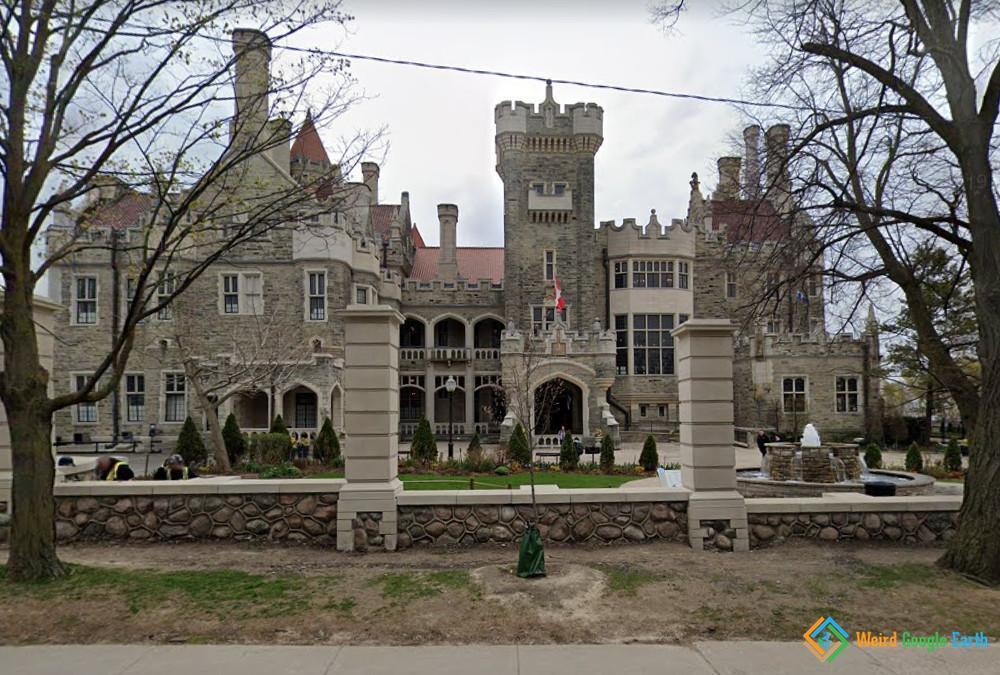 Casa Loma, Toronto, Ontario, Canada