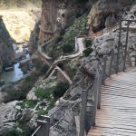 Caminito del Rey, Málaga, Spain