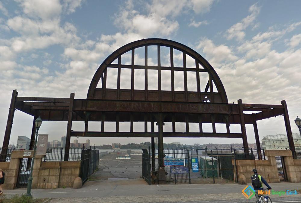 Pier 54, New York City, New York, USA